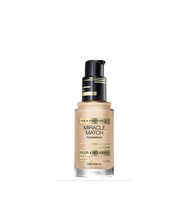 Picture of MIRACLE MATCH FOUNDATION 40 LIGHT IVORY