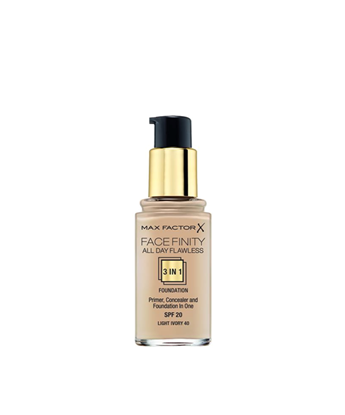 Picture of FACE FINITY ALL DAY FLAWLESS 3 IN 1 FOUNDATION