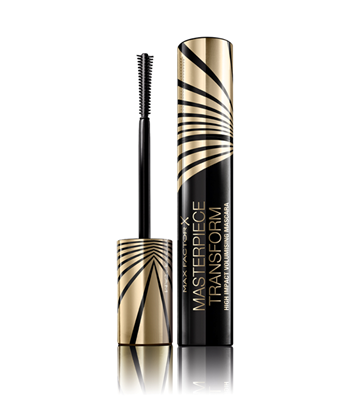 Picture of MASTERPIECE TRANSFORM H/I VOLUMISING MASCARA BLACK BROWN