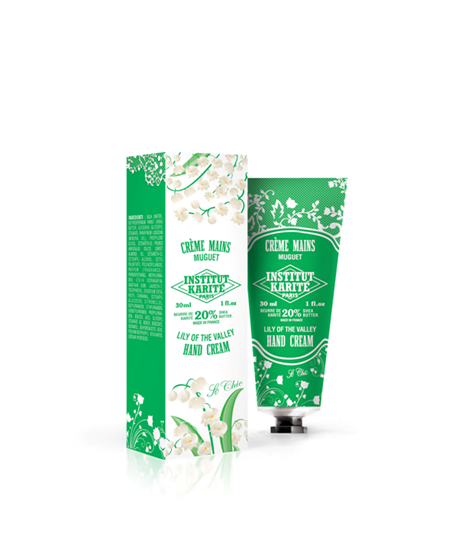 Picture of SHEA HAND CREAM SO CHIC  LILY OF THE VALLEY 30ML
