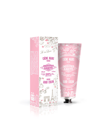 Picture of SHEA HAND CREAM SO IN LOVE ROSE 30ML