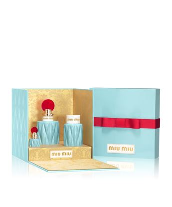 Picture of MIU MIU EDP 100ml + 7.5ml + BODY LOTION 100ml