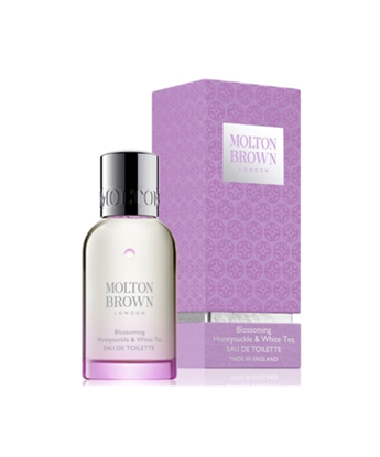 Picture of Blossoming Honeysuckle & White Tea - Eau De Toilette 50ml