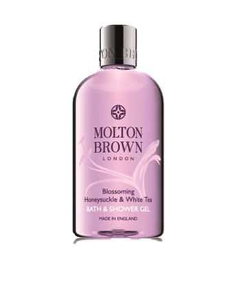 Picture of Honeysuckle & White Tea Body Wash 300ml