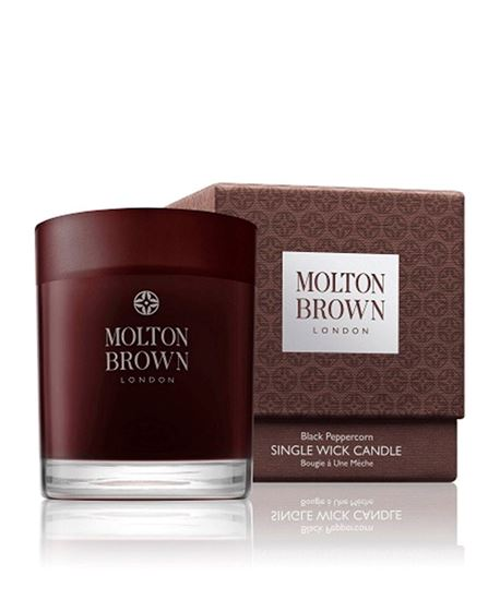 Picture of Molton Brown Black Pepper Single Wick Candle