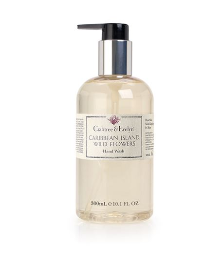 Picture of Caribbean Island Wild Flowers Hand Wash 300ml
