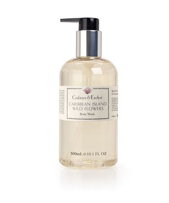 Picture of Caribbean Island Wild Flowers Shower Gel 300ml