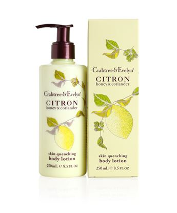 Picture of Citron, Honey & Coriander Body Lotion 250ml