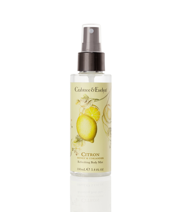 3cd88d48c1b6 Citron, Honey   Coriander Body Mist 100ml   Beauty Line   Shop ...