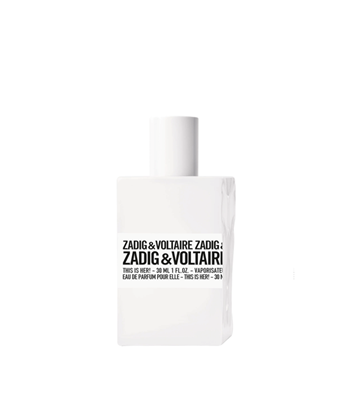 Picture of ZADIG&VOLTAIRE THIS IS HER EDP 30ML