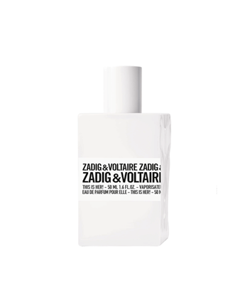 Picture of ZADIG&VOLTAIRE THIS IS HER EDP 50ML