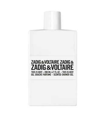 Picture of ZADIG&VOLTAIRE THIS IS HER SHOWER GEL 200ML