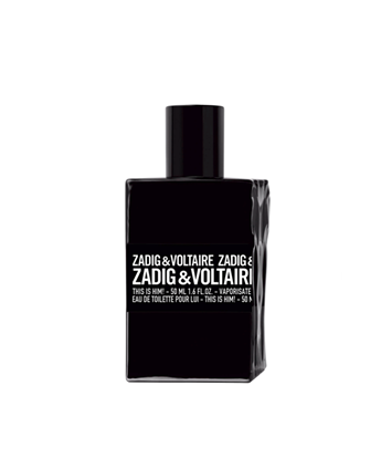 Picture of ZADIG&VOLTAIRE  THIS IS HIM EDT 50ML
