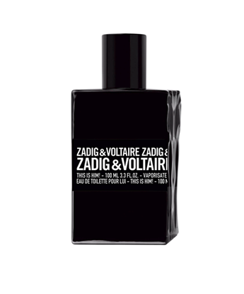 Picture of ZADIG&VOLTAIRE THIS IS HIM EDT 100ML