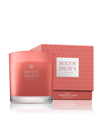 Picture of Molton Brown Gingerlily 3 Wick Candle