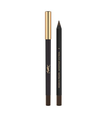 Picture of DESSIN DU REGARD WATERPROOF EYE PENCIL 02 Brown