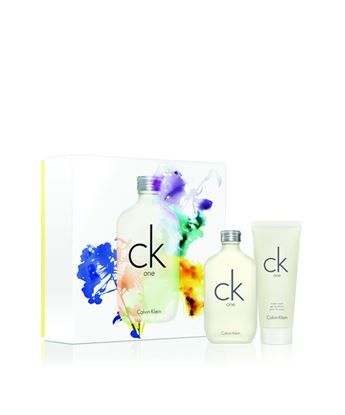 Picture of CALVIN KLEIN ONE EDT 100ml + BODY WASH 100ML