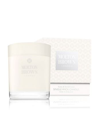Picture of Molton Brown Coco & Sandalwood Single Wick