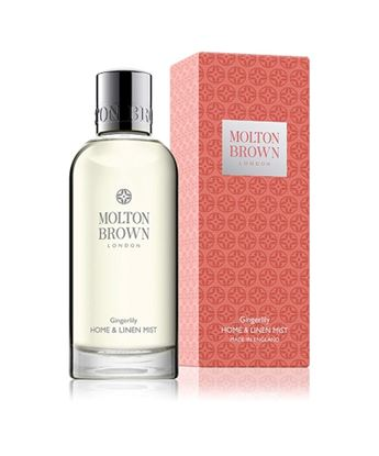 Picture of Molton Brown Gingerlily Home & Linen Mist 100ml