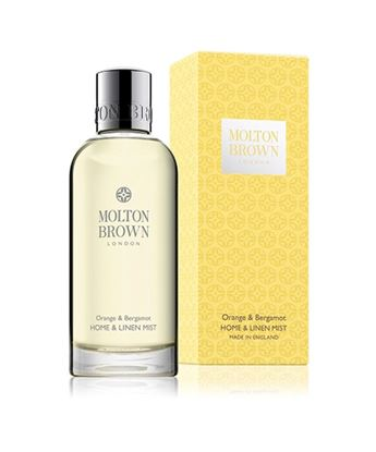 Picture of Molton Brown Orange & Bergamot Home & Linen Mist 100ml