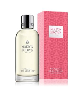 Picture of Molton Brown Pink Pepperpod Home & Linen Mist 100ml