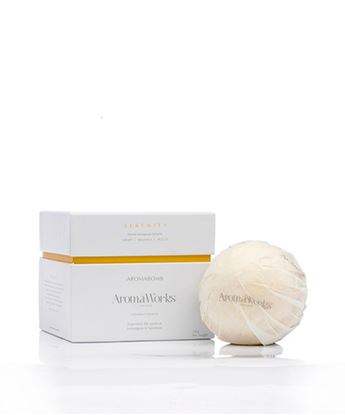 Picture of AROMAWORKS LONDON  SINGLE BOX AROMABOMBS (SERENITY)