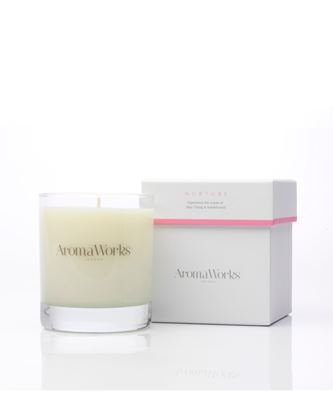 Picture of AROMAWORKS LONDON MEDIUM 30CL CANDLES (NURTURE)