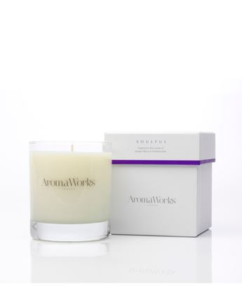 Picture of AROMAWORKS LONDON  MEDIUM 30CL CANDLES (SOULFUL) 220GR
