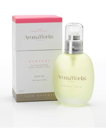 Picture of AROMAWORKS LONDON BODY OIL (NURTURE) 100ML
