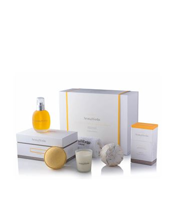 Picture of AROMAWORKS LONDON SERENITY BODY INDULGENCE GIFT SET