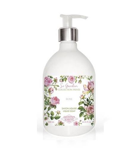 Picture of SO GARDEN LIQUID SOAP - ROSE 500ML