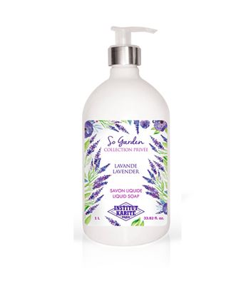 Picture of SO GARDEN LIQUID SOAP - LAVENDER 500ML