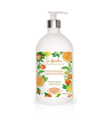 Picture of SO GARDEN LIQUID SOAP - ORANGE BLOSSOM 500ML