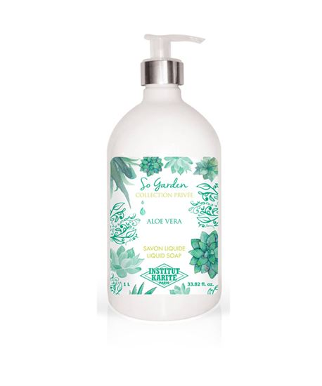 Picture of SO GARDEN LIQUID SOAP - ALOE VERA 500ML