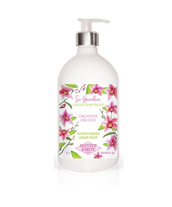 Picture of SO GARDEN LIQUID SOAP - ORCHID 500ML