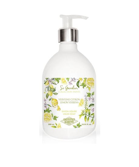 Picture of SO GARDEN LIQUID SOAP - LEMON VERBENA 500ML