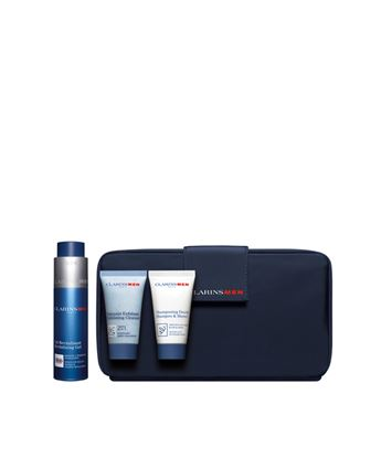 Picture of Clarins Men Premium Value Pack - Revitalising Essentials