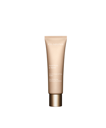 Picture of Pores and Matte Complexion Foundation 01 Nude Ivory