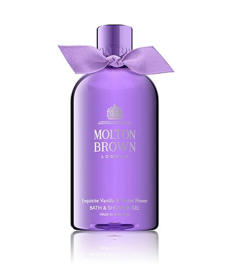 Picture of Molton Brown Vanilla & Violet Body Wash
