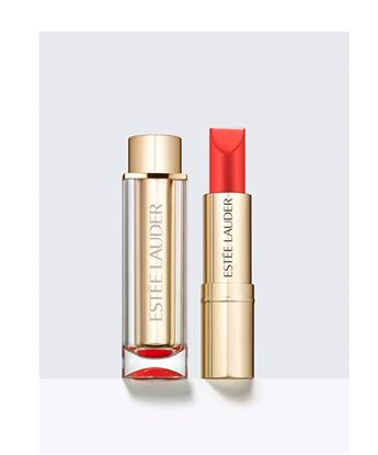 Picture of Pure Color Love Lipstick Hot Rumor - Edgy Creme