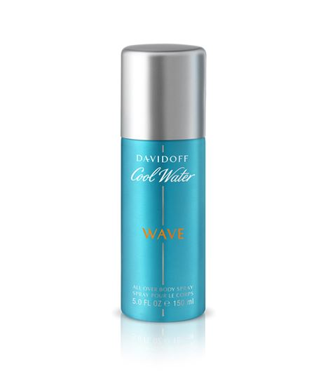 Picture of DAVIDOFF COOL WATER WAVE MAN BODY SPRAY 150ML