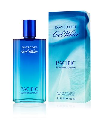 Picture of DAVIDOFF COOL WATER MAN SUMMER 2017 EDT 125ML