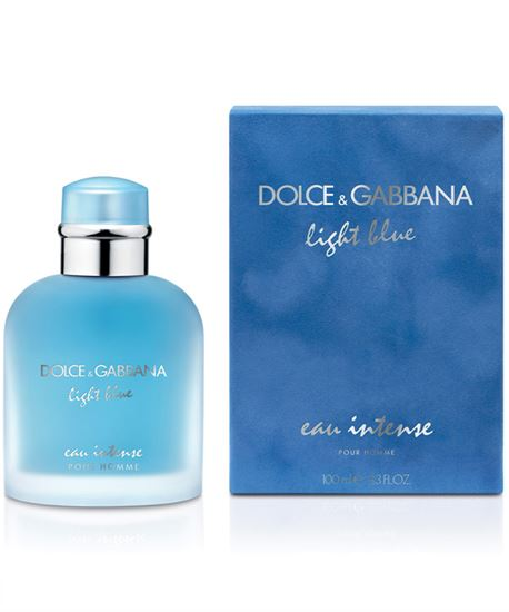 Picture of LIGHT BLUE EAU INTENSE POUR HOMME EDP 100ML
