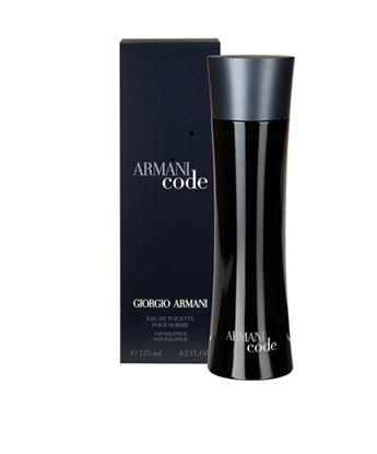 Picture of ARMANI CODE MEN Eau de Toilette 125ml
