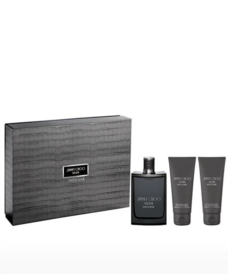 Picture of Jimmy Choo Man Intense Edt 100ml+AS Balm+Shower Gel 100ml