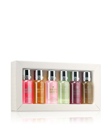 Picture of The Indulgent Bestsellers Mini Bath & Shower Collection