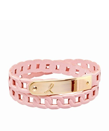 Picture of Pink Ribbon Bracelet