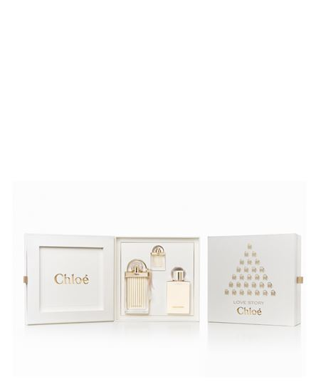 Picture of CHLOE LOVESTORY XMAS17 EDP75ml+BL100ml+7,5ml