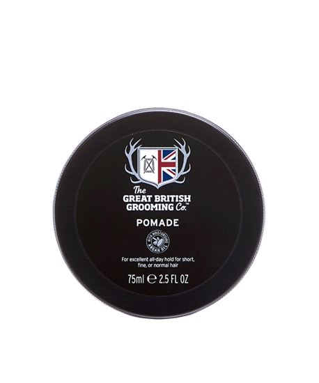 Picture of GREAT BRITISH GROOMING POMADE 75ML