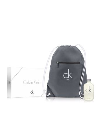 Picture of CK ONE XMAS17 EDT 100ml + POUCH GWP